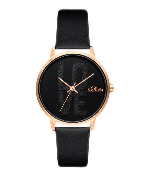SO-3580-LQ s.Oliver Damen Armbanduhr
