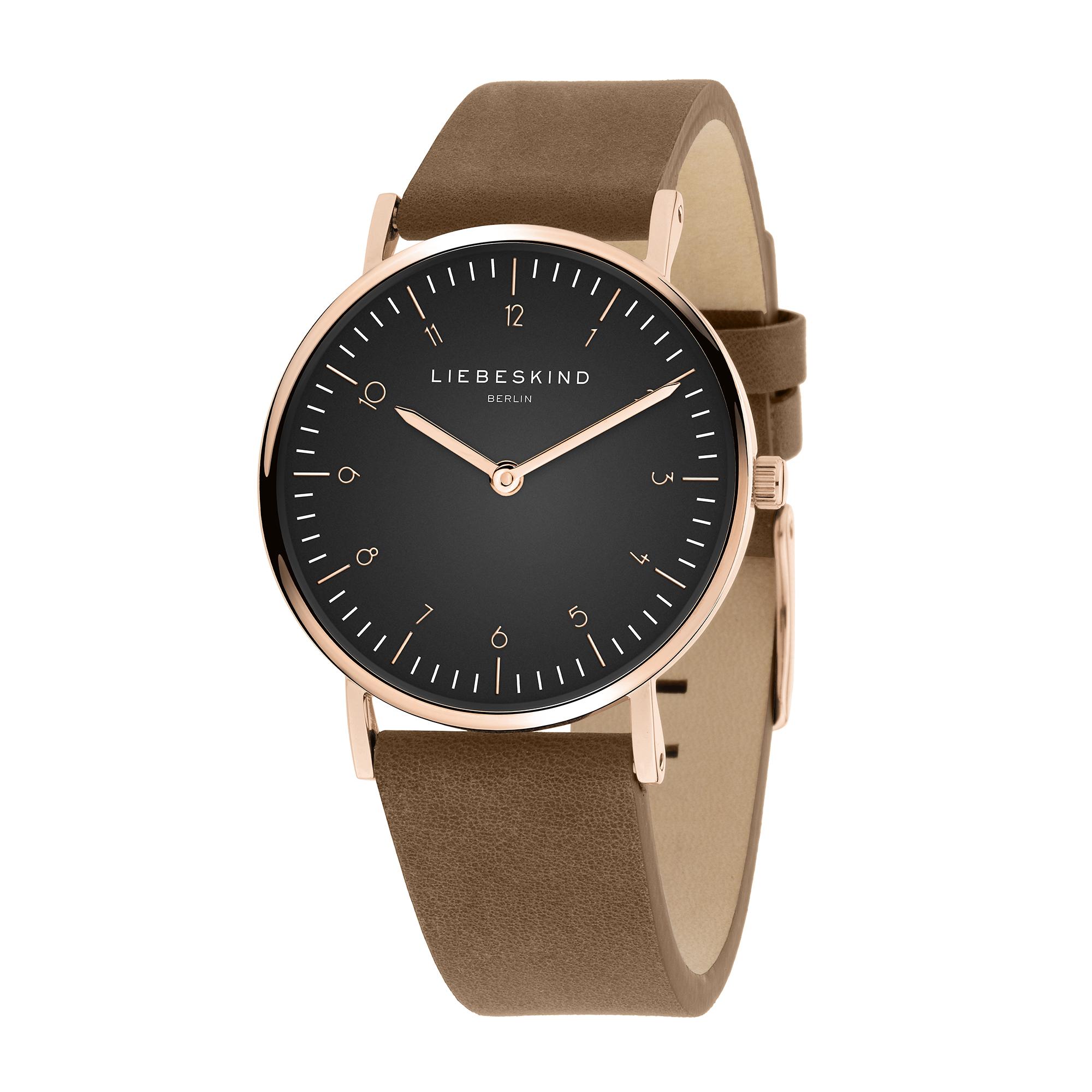 LIEBESKIND BERLIN Damen Uhr Armbanduhr Leder LT-0162-LQ