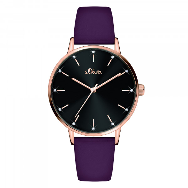 SO-4091-LQ s.Oliver Damen Armbanduhr