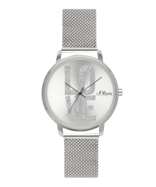 SO-3579-MQ s.Oliver Damen Armbanduhr
