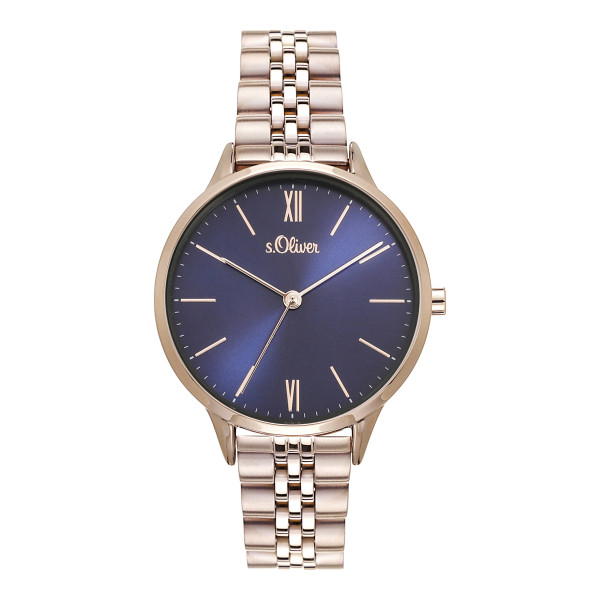 SO-4214-MQ s.Oliver Damen Armbanduhr