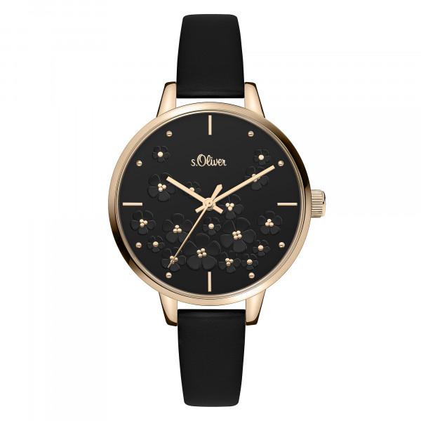 SO-3841-LQ s.Oliver Damen Armbanduhr