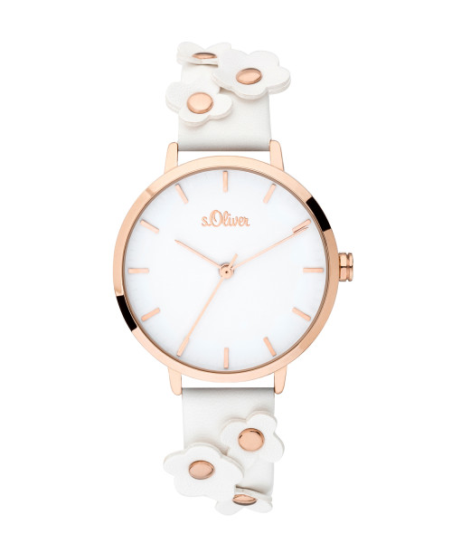 SO-3699-LQ s.Oliver Damen Armbanduhr