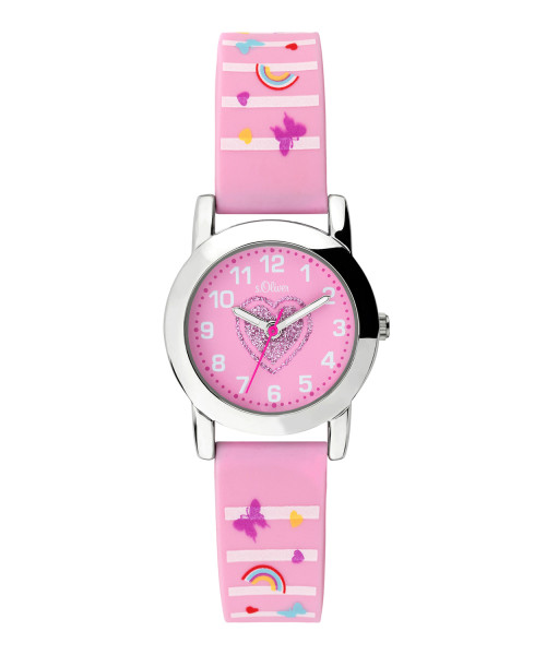 SO-3724-PQ s.Oliver Kinder Armbanduhr