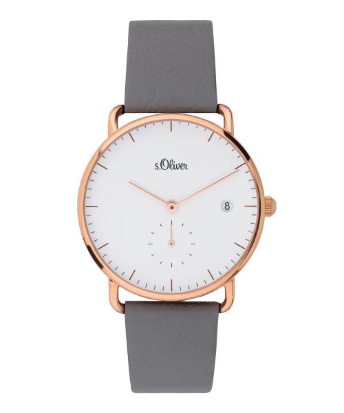 SO-3714-LQ s.Oliver Damen Armbanduhr