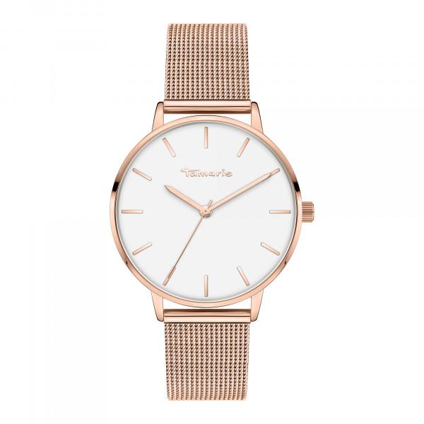 TT-0003-MQ Tamaris Damen Armbanduhr, 36 mm