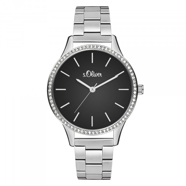 SO-3828-MQ s.Oliver Damen Armbanduhr