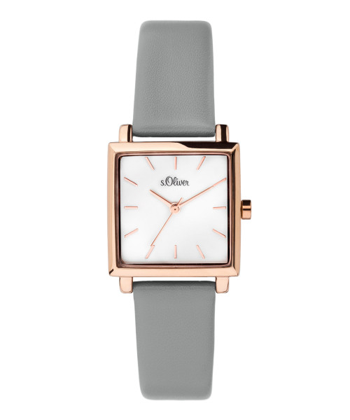 SO-3711-LQ s.Oliver Damen Armbanduhr