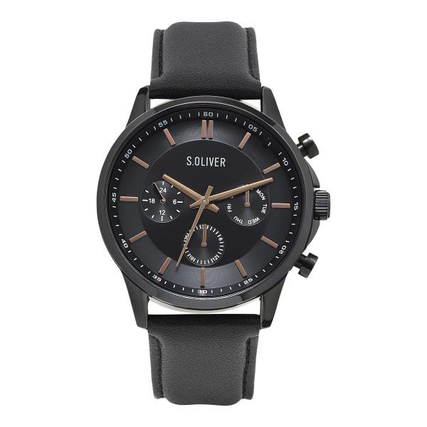 SO-4233-LM s.Oliver Herren Armbanduhr