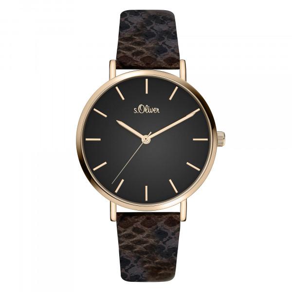 SO-3849-LQ s.Oliver Damen Armbanduhr