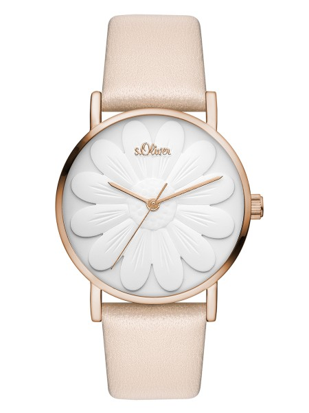 SO-3470-LQ s.Oliver Damen Armbanduhr