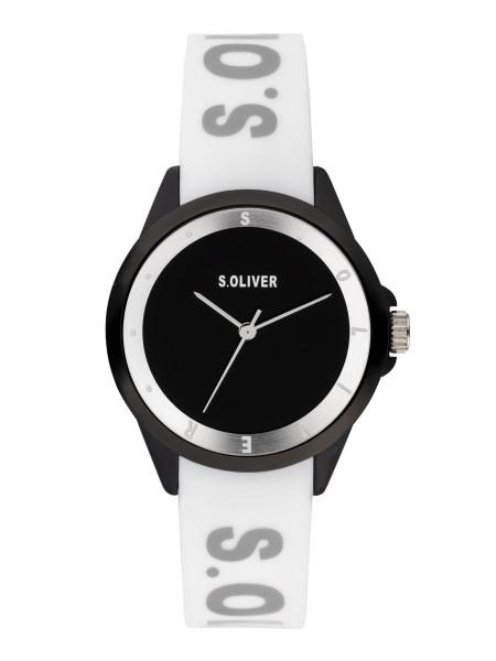 SO-3845-PQ s.Oliver Damen Armbanduhr
