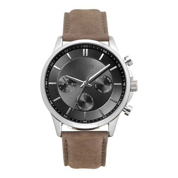 SO-4232-LM s.Oliver Herren Armbanduhr