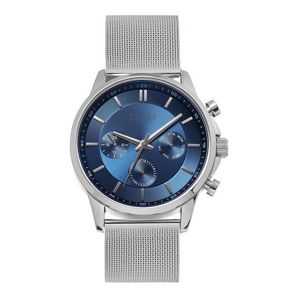 SO-4230-MM s.Oliver Herren Armbanduhr