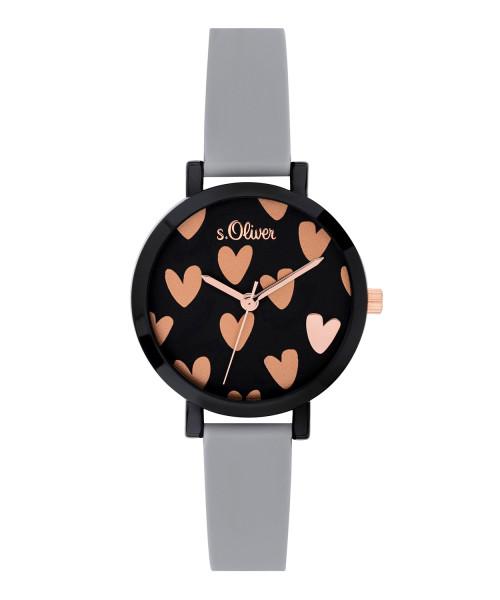 SO-3769-PQ s.Oliver Damen Armbanduhr