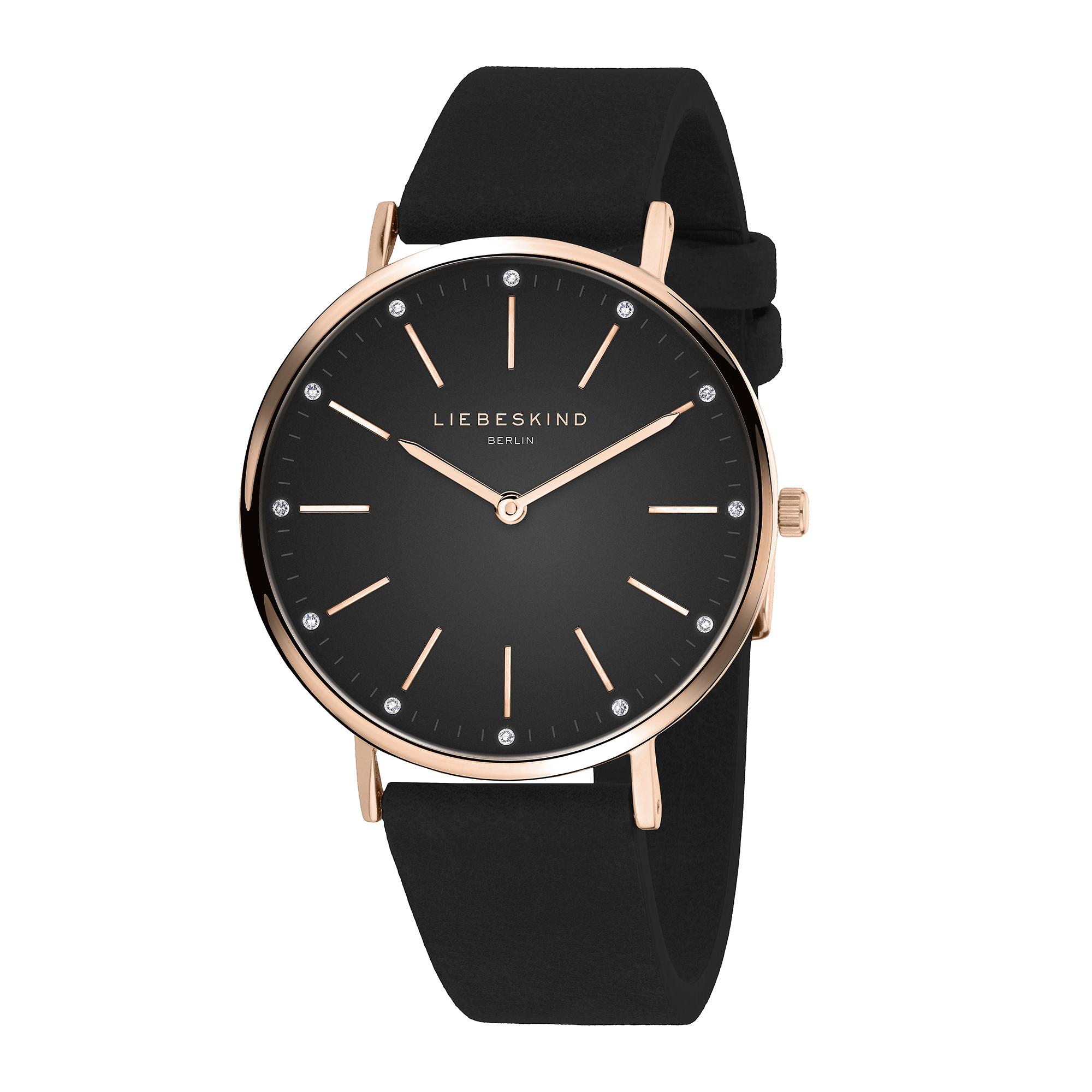 LIEBESKIND BERLIN Damen Uhr Armbanduhr Leder LT-0012-LQ