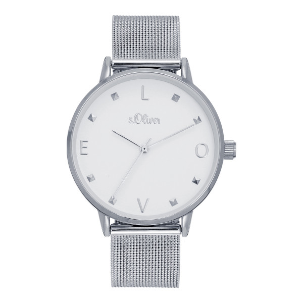 SO-4197-MQ s.Oliver Damen Armbanduhr